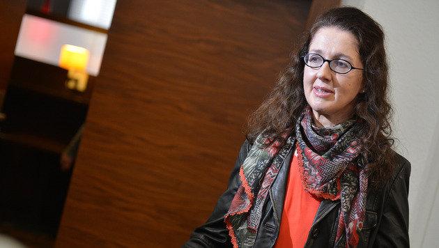Monika Rathgeber (Bild: APA/BARBARA GINDL)