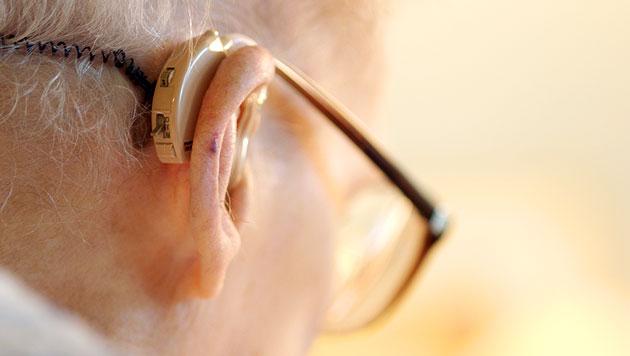 Schwerh�rigkeit beschleunigt den geistigen Abbau (Bild: thinkstockphotos.de)