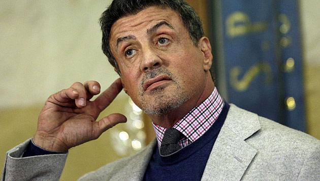 Stallone jahrelang von Halbschwester erpresst (Bild: dapd)