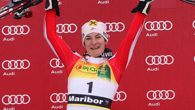 Kathrin Zettel hört auf! Ski-Ass beendet Karriere (Bild: EPA)