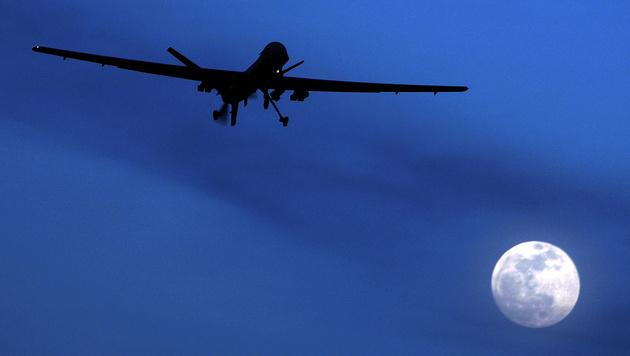 UNO will erstmals Drohnen bei Mission einsetzen (Bild: AP (Symbolbild))