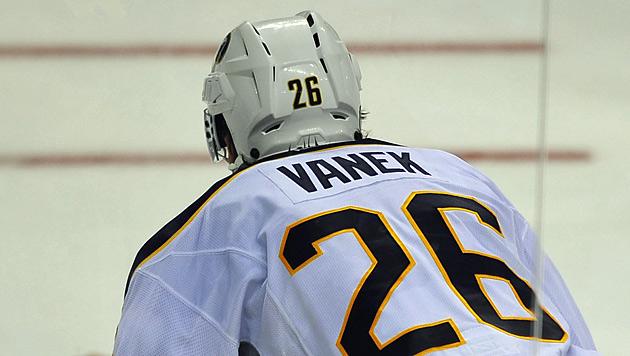 Buffalo verliert ohne verletzten Vanek (Bild: dapd)