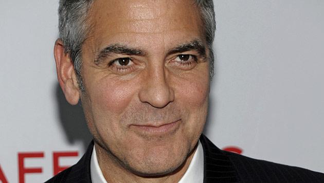 Clooney zahlte Dinner-Rechnung vom Nebentisch (Bild: AP)