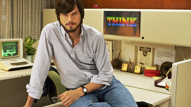 "Ashton Kutcher: Kollaps wegen irrer Diät für ""jOBS""-Film (Bild: dapd)"