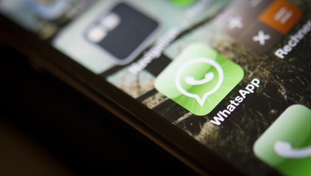 Chat-App WhatsApp startet Sprach-Nachrichtendienst (Bild: Timur Emek/dapd)