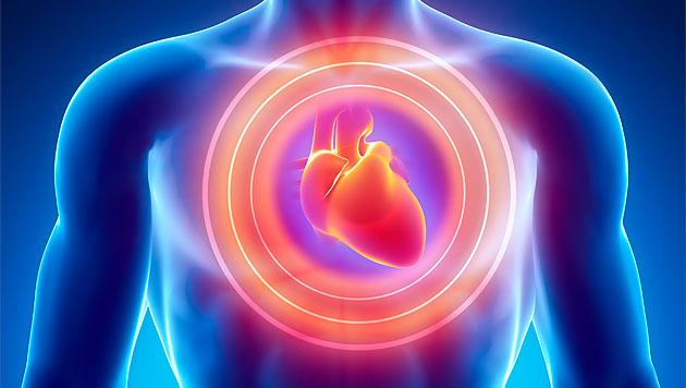 Erst Entzündung im Körper, dann Herzprobleme (Bild: thinkstockphotos.de)