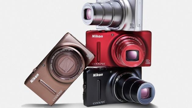 Nikon erweitert Coolpix-Familie um neun neue Modelle (Bild: Nikon)