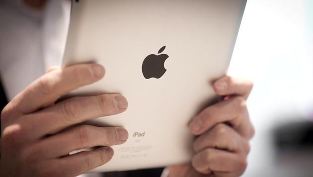 Ohne Rechnung ist Apple-iPad quasi wertlos (Bild: Timur Emek/dapd)