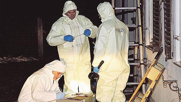 Dritter Verdächtiger nach Raubmord an Witwe gefasst (Bild: Franz Neumayr)