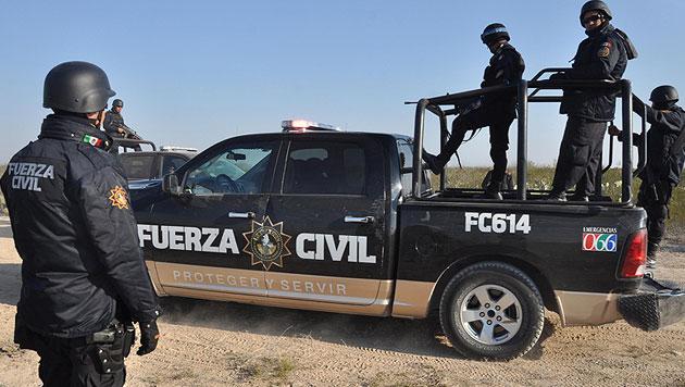 Drogentunnel zwischen Mexiko und USA entdeckt (Bild: AP (Symbolbild))