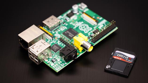 Google spendet britischen Schulen Tausende Mini-PCs (Bild: Raspberry Pi Foundation)