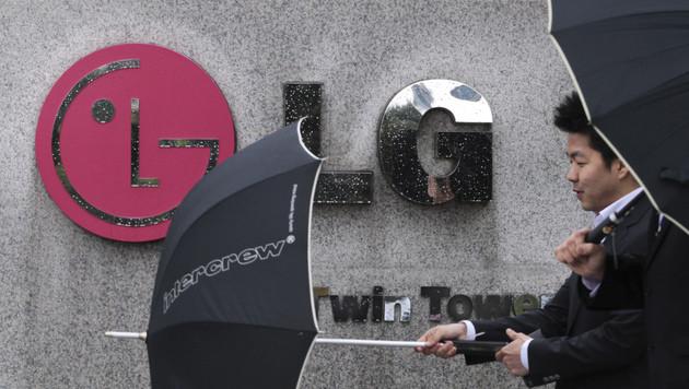 LG im Quartal nach Kartellstrafe wieder in den Miesen (Bild: AP)