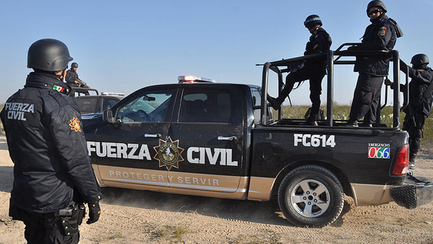 Mexiko setzt Kopfgeld auf Journalistenmörder aus (Bild: AP (Symbolbild))