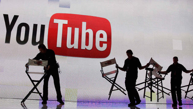 Microsoft vs. Google: Kleinkrieg um YouTube-App (Bild: dapd/J.Jacobson)