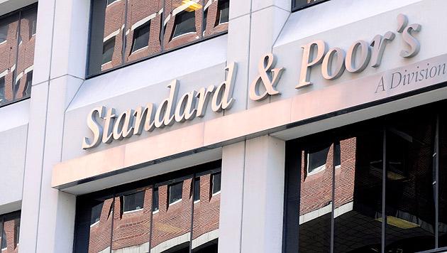 S&P entzieht Großbritannien die Top-Bonität (Bild: EPA)
