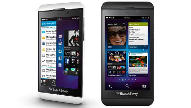 Blackberry Z10: Gemischte Gefühle bei ersten Testern (Bild: RIM)