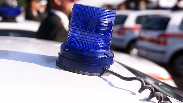 Polizist aus Holland griff im Urlaub aus Spa� zum Blaulicht (Bild: Andi Schiel)