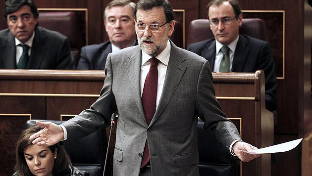 Spanien: Rajoy erneut an Wiederwahl gescheitert (Bild: EPA)