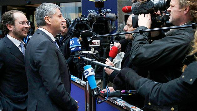 Spindelegger: EU-Mission in Mali nicht ohne Österreich (Bild: APA/Dragan Tatic)