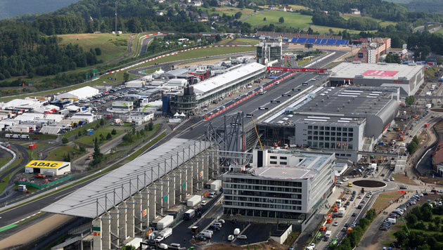 WM-Rennen auf dem Nürburgring für 2013 gesichert (Bild: dpa/Thomas Frey)