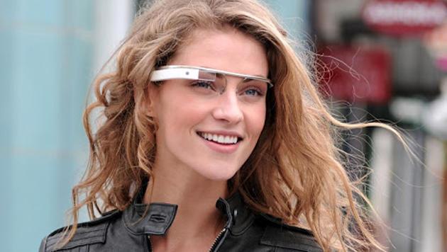 Datenbrille Glass: Produktion ist bereits angelaufen (Bild: Google)