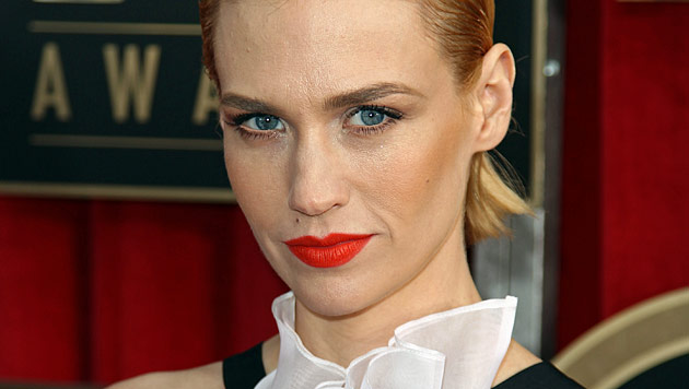 """Mad Men""-Star January Jones ist wieder Single (Bild: AP)"