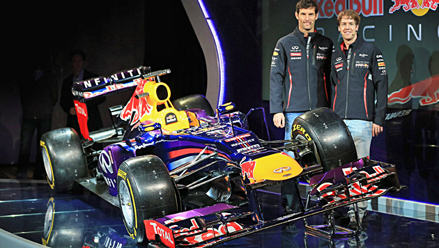 "Neuer Red-Bull-F1-Bolide laut Newey ""sehr evolutionär"" (Bild: Red Bull Racing/Getty Images Eur/Richard Heathcote)"
