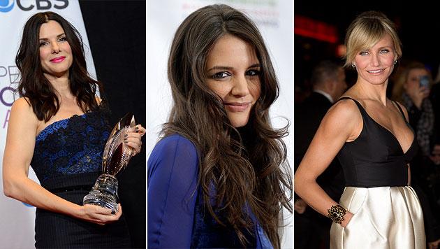 Hollywoods Singles auf der Suche nach dem Liebesglück (Bild: AP, EPA)