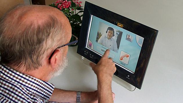 TU Wien entwickelt Computer speziell für Senioren (Bild: TU Wien)