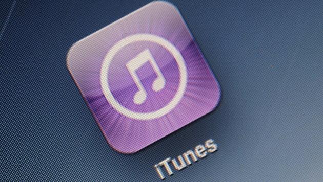 Deutscher kauft 25-milliardsten Song auf iTunes (Bild: Lukas Barth/dapd)