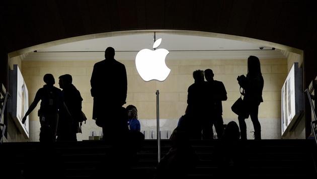 Investor verklagt Apple: Kampf um Milliardenschatz (Bild: EPA)