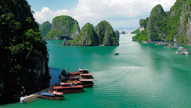 Mit dem Private Guide von Nord bis Süd durch Vietnam (Bild: thinkstockphotos.de)