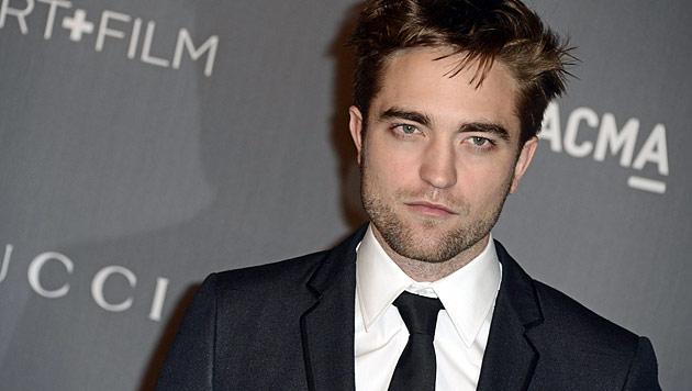 Robert Pattinson hatte angeblich Affäre mit Model (Bild: EPA)