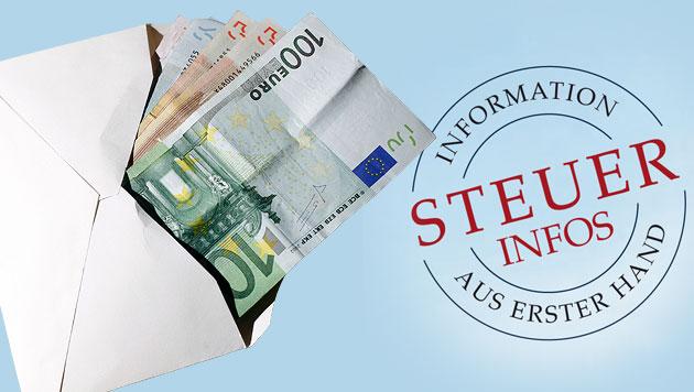Schmiergeld: Finanz erteilt korrupten Bürgern Steuertipps (Bild: APA/GEORG HOCHMUTH, BMF, krone.at-Grafik)