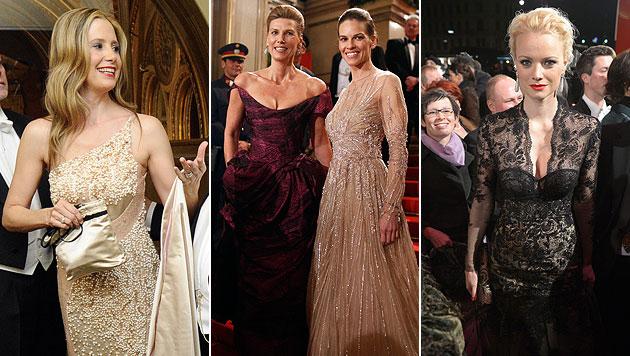 Zac Posen bis Westwood: Die Outfits der Promis (Bild: APA)