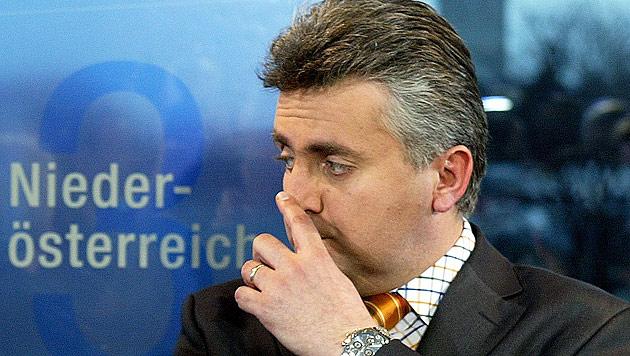 """Ex-FP-Klubchef Marchat wird Stronachs """"General"""" (Bild: APA/Hans Klaus Techt)"""