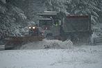 Schneesturm fegt �ber USA hinweg: Leben lahmgelegt (Bild: EPA)