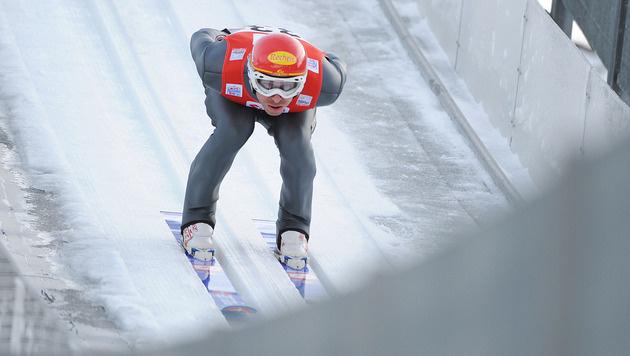 Nur Bieler als 9. in Lillehammer-Top-10 (Bild: APA/BARBARA GINDL)