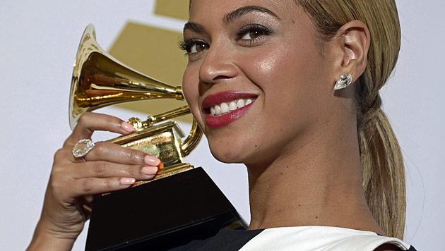 Grammy-Gala wurde zur Nacht der Newcomer (Bild: EPA)