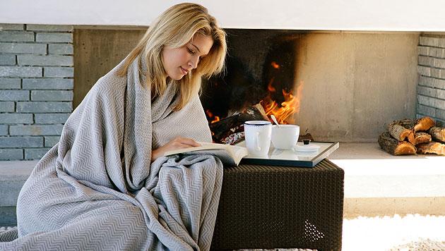 Kuschelig warm bei m��igem Heizaufwand (Bild: thinkstockphotos.de)
