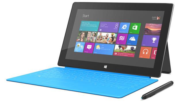 Microsofts Surface Pro in den USA schon ausverkauft (Bild: Microsoft)