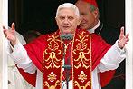 Papst Benedikt XVI. tritt Ende Februar zur�ck (Bild: APA/BARBARA GINDL)