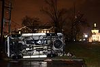 Tornado in den USA: Verletzte und enorme Sch�den (Bild: AP)