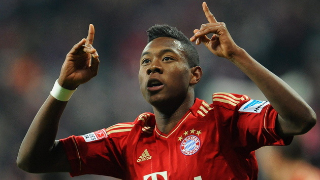 David Alaba- Bayern