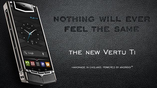 Android-Handy von Vertu kostet fast 8.000 Euro (Bild: Screenshot, vertu.com)