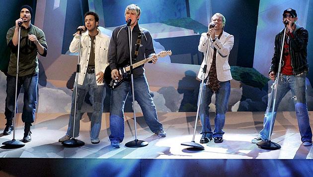 Backstreet Boys bekommen eigenen Dokumentarfilm (Bild: EPA)