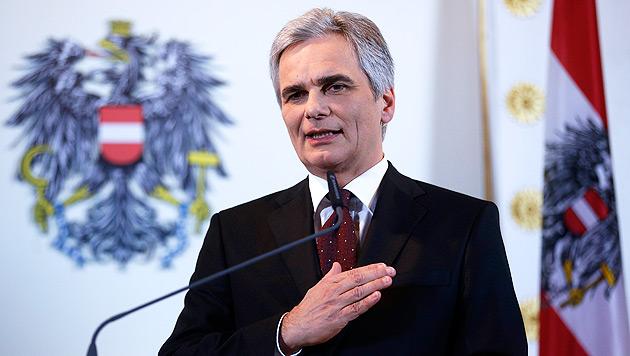 """Transparenzgesetz: """"Hier wird""""s sicher Bewegung geben"""" (Bild: APA/Georg Hochmuth)"""