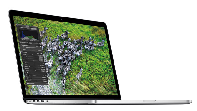 Apples MacBook Pro laut Warentest bestes Notebook (Bild: Apple)