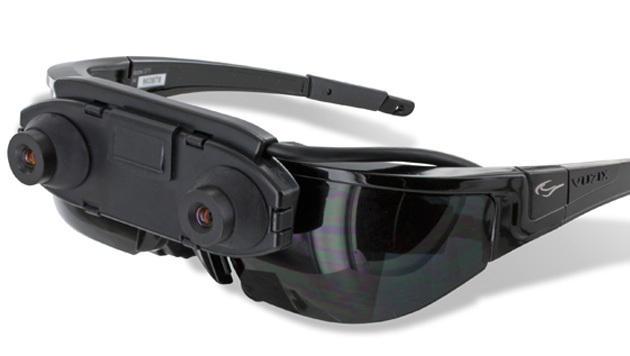 Augmented Reality: Vuzix bringt 3D-Brille für Entwickler (Bild: Vuzix)
