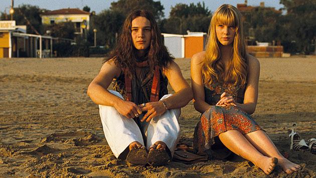 """""""Quellen des Lebens"""": Hippies und Flower-Power (Bild: Filmladen)"""